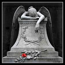 Grief angel